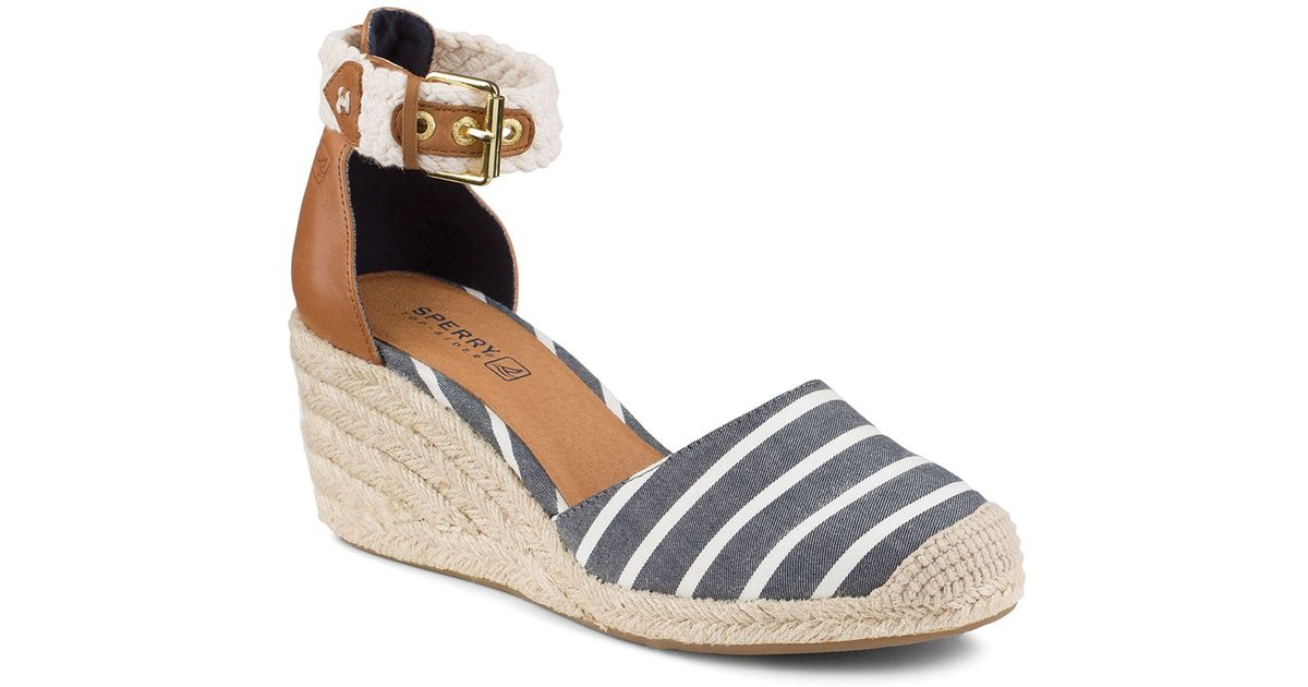 Sperry Top-Sider Espadrille Wedge