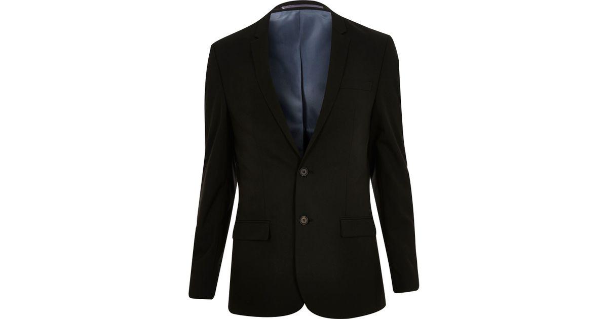River Island Black Womens Suit