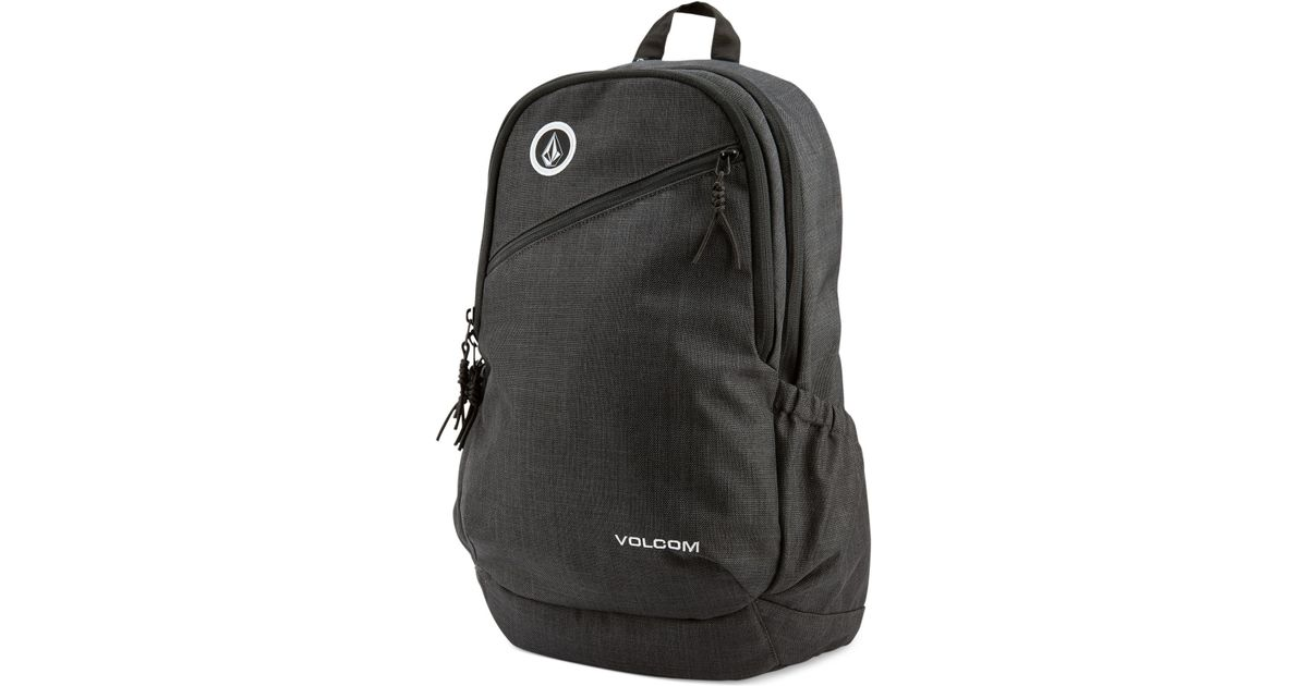 b909263f0 Volcom Substrate Backpack in Black for Men - Lyst