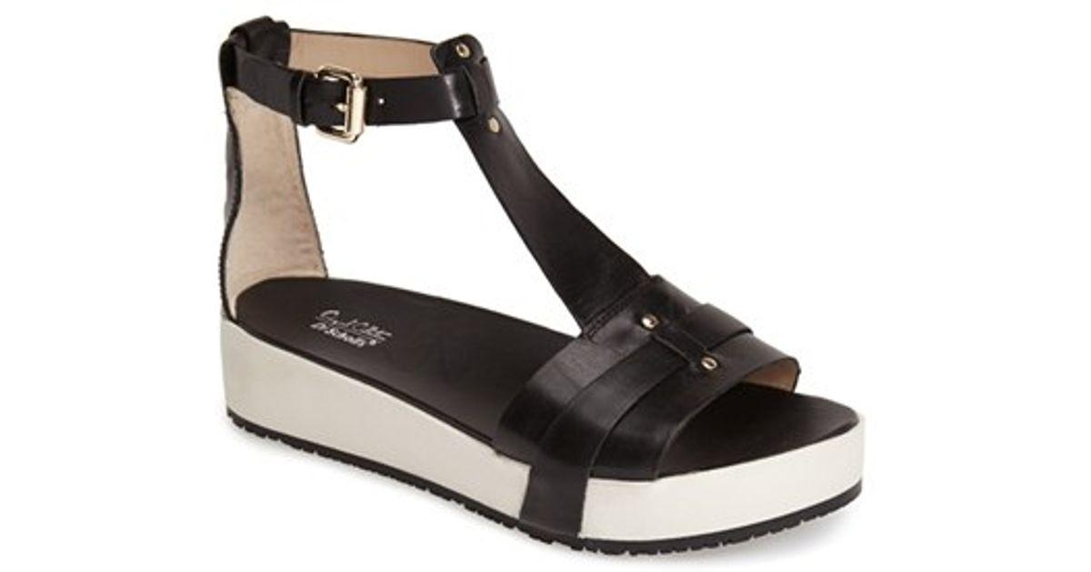 874722709d13 Lyst - Dr. Scholls Original Collection  fraser  Platform Sandal in Black
