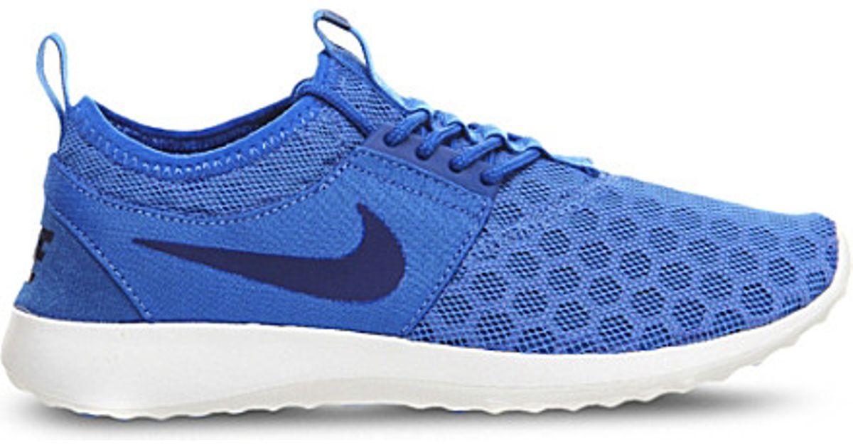 half off 05c13 45087 Nike Honeycomb Mesh Juvenate Trainers in Blue - Lyst