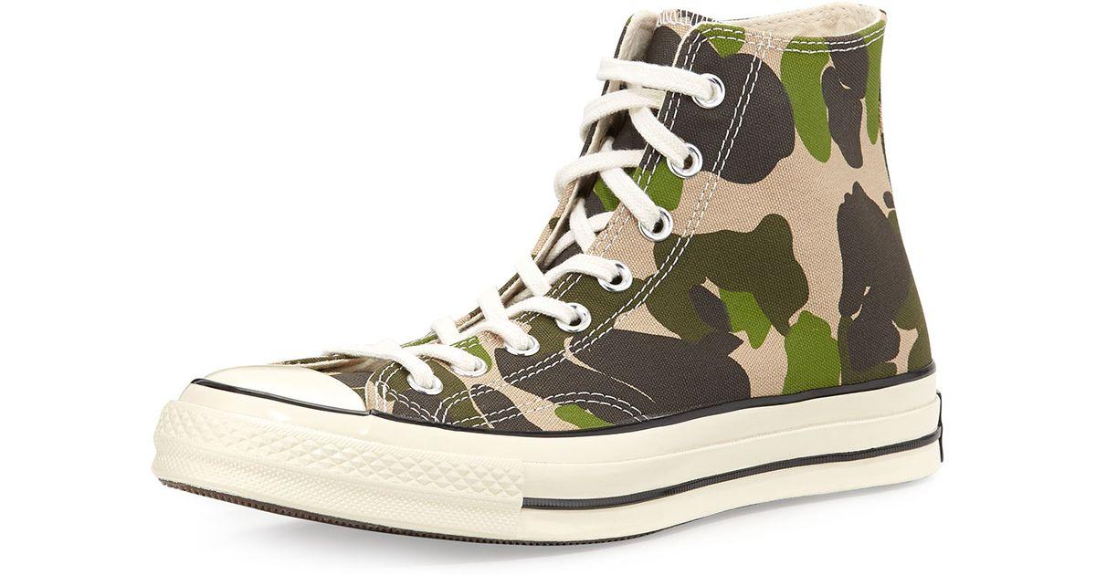 Converse All Star Camo High-Top Sneaker