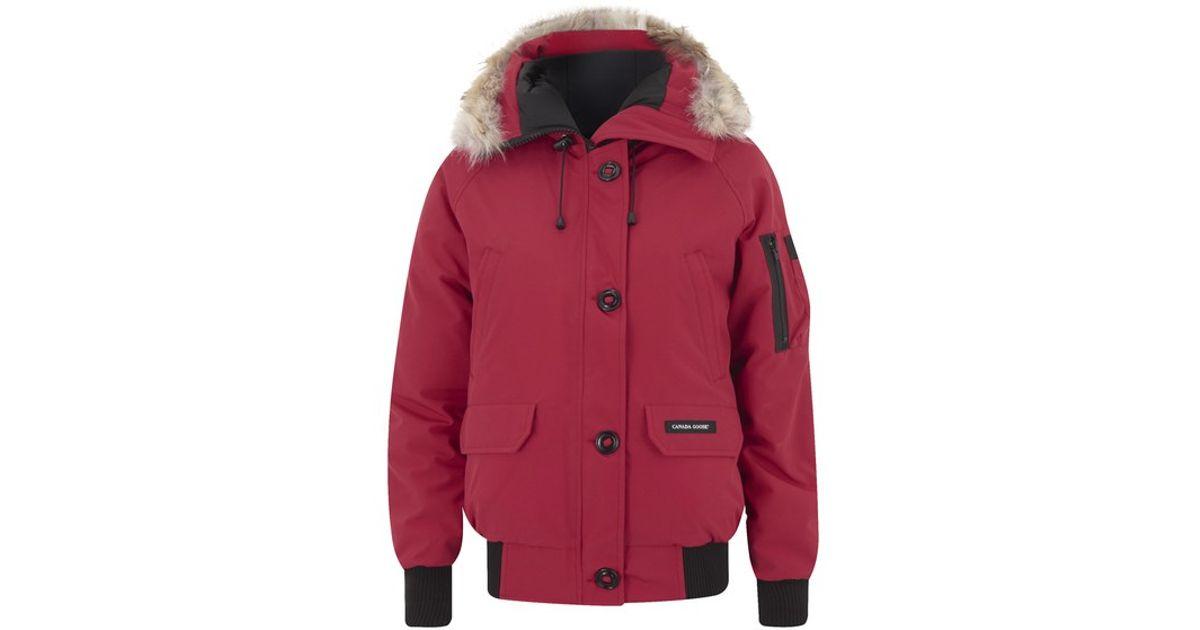Canada Goose' women's chilliwack bomber jacket