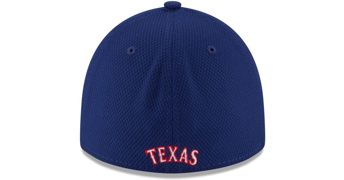low priced 2924a c62c6 Lyst - KTZ Texas Rangers 2015 All Star Game 39Thirty Cap in Gray for Men