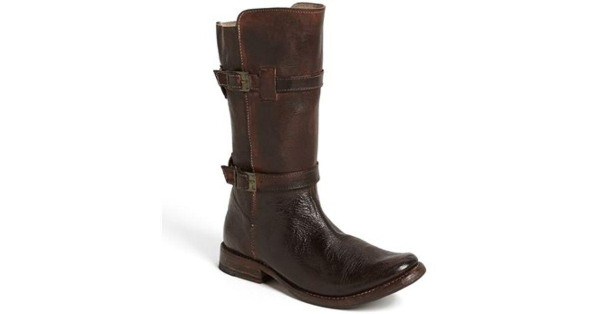 bed stu turn boot in brown lyst