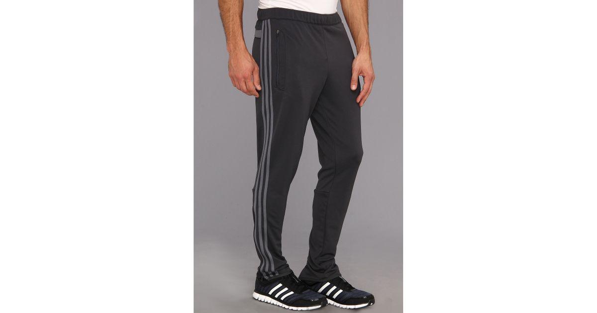 innovative design 3d547 6611e adidas Tiro 13 Training Pant in Gray for Men - Lyst