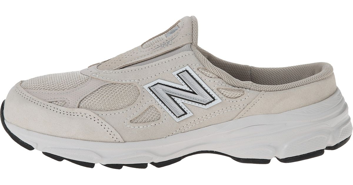 official photos 16db3 610c0 New Balance Natural 990v3 Slip On