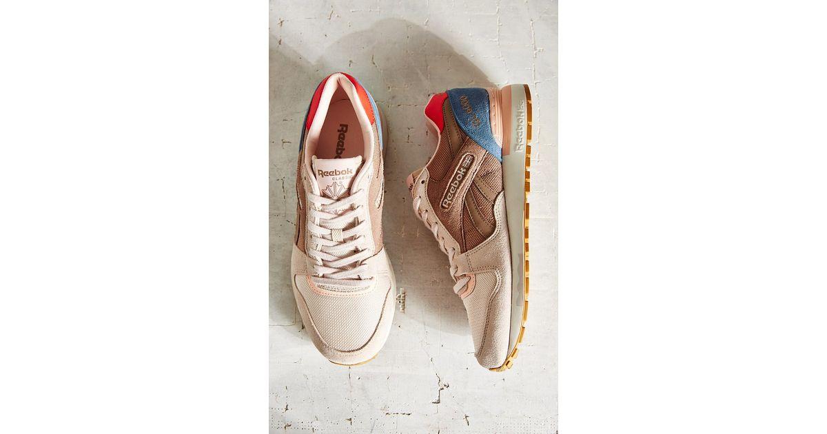 Palmadita lento Babosa de mar  Reebok Gl 6000 Fleur Running Sneaker - Lyst