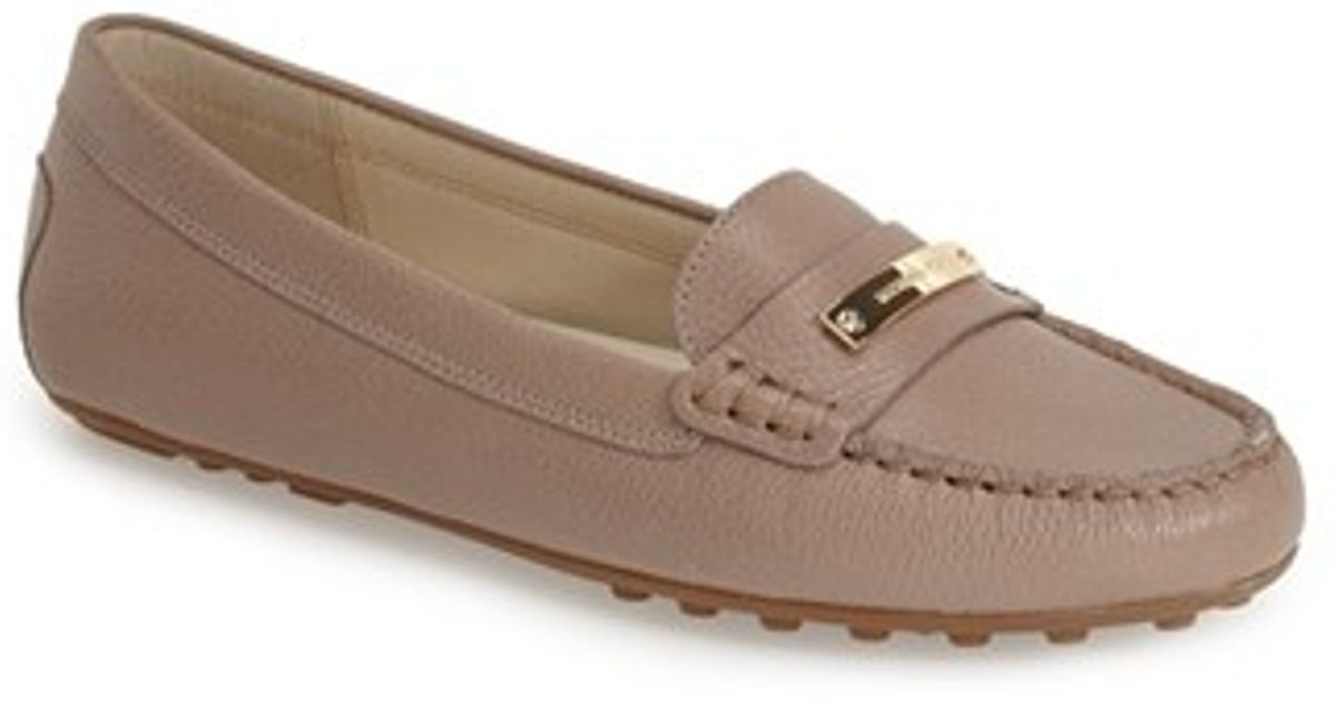 accf1ccfbb7 Lyst - MICHAEL Michael Kors  everett  Loafer in Brown