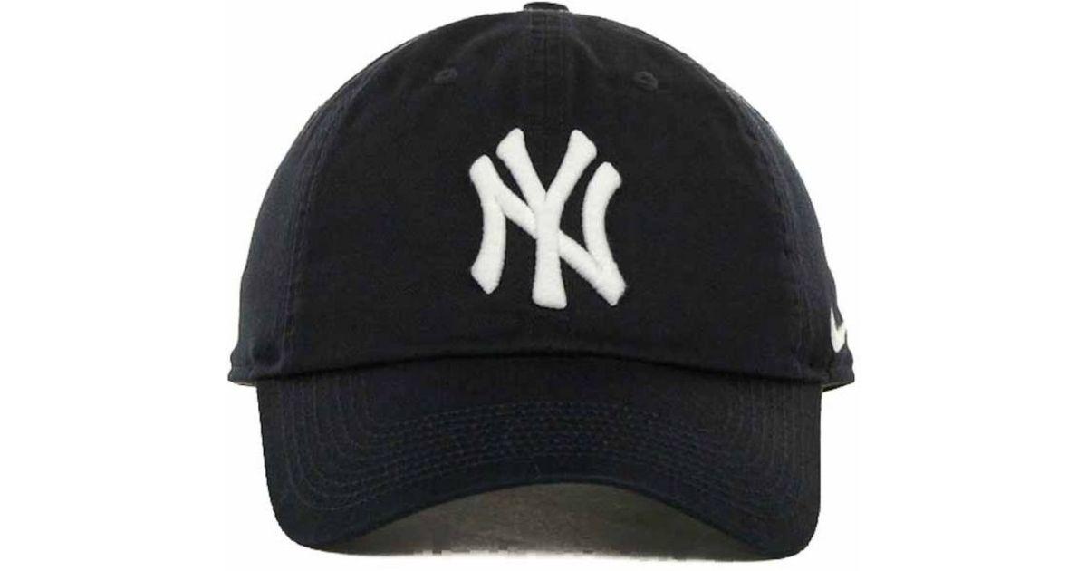 a301cb7a2 Nike Blue New York Yankees Stadium Cap for men