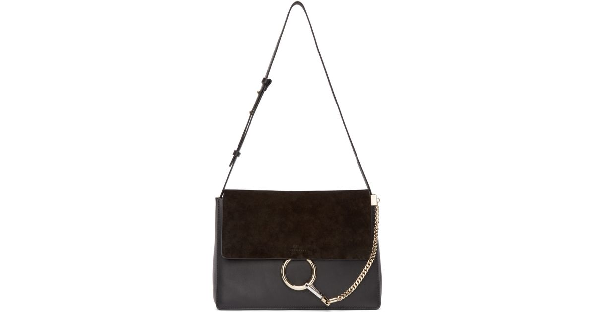 replica chloe handbags - georgia bumbag in leopard print haircalf (pony) and smooth calfskin