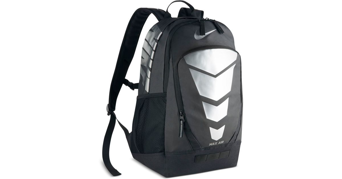 64fc50f853 Lyst - Nike Max Air Vapor Large Energy Backpack in Black for Men ...
