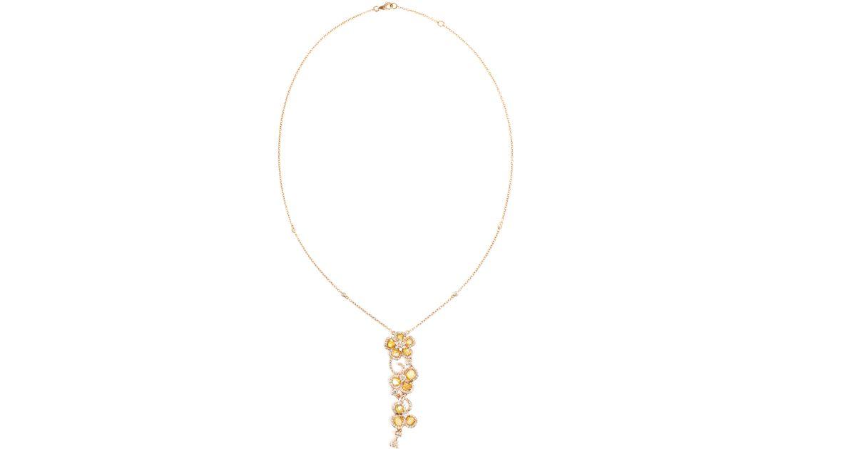 Flower necklace Saqqara qUL7fM