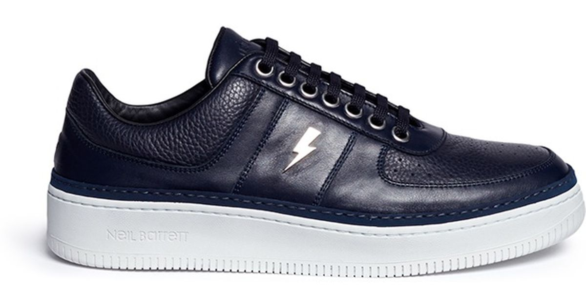 Neil Barrett Platform sneakers