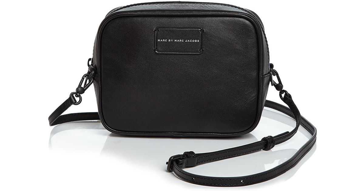 060a9ee6ae56 Marc By Marc Jacobs Disney Camera Bag Crossbody in Black - Lyst