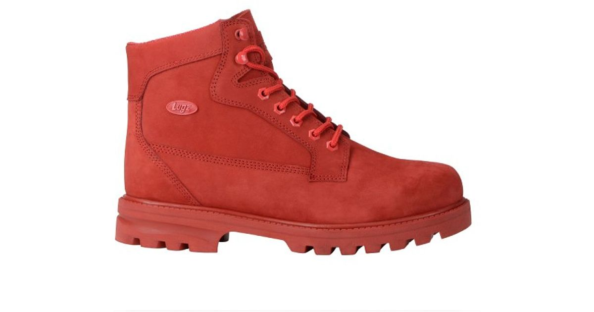 Red Lugz Shoes