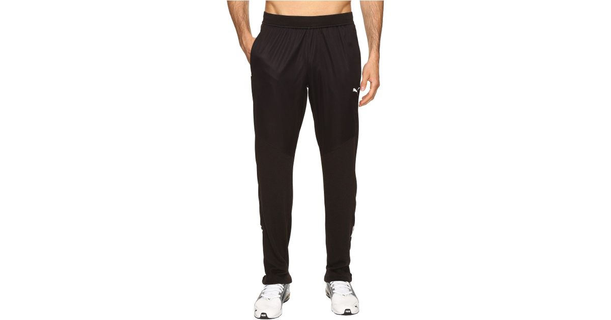 6d512120be0f Lyst - Puma Pwrwarm Wind Pants in Black for Men
