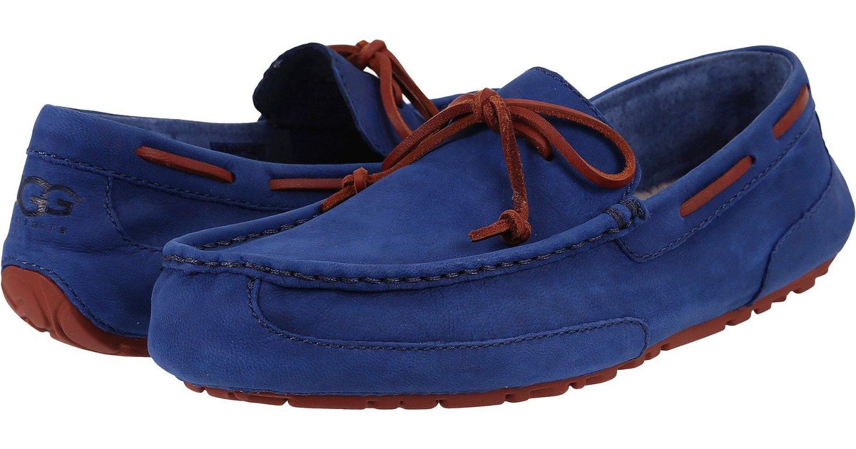 1b2cce6ca78 Ugg - Blue Chester Capra for Men - Lyst