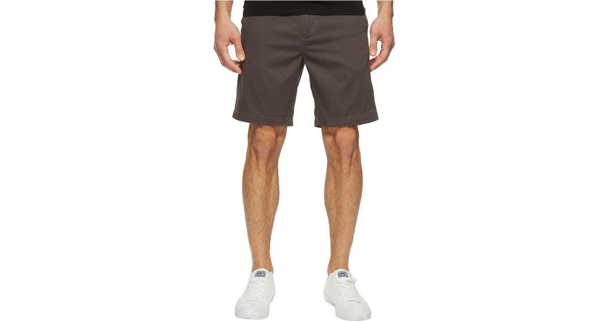 0ff27904d Globe - Gray Goodstock Chino Walkshorts for Men - Lyst