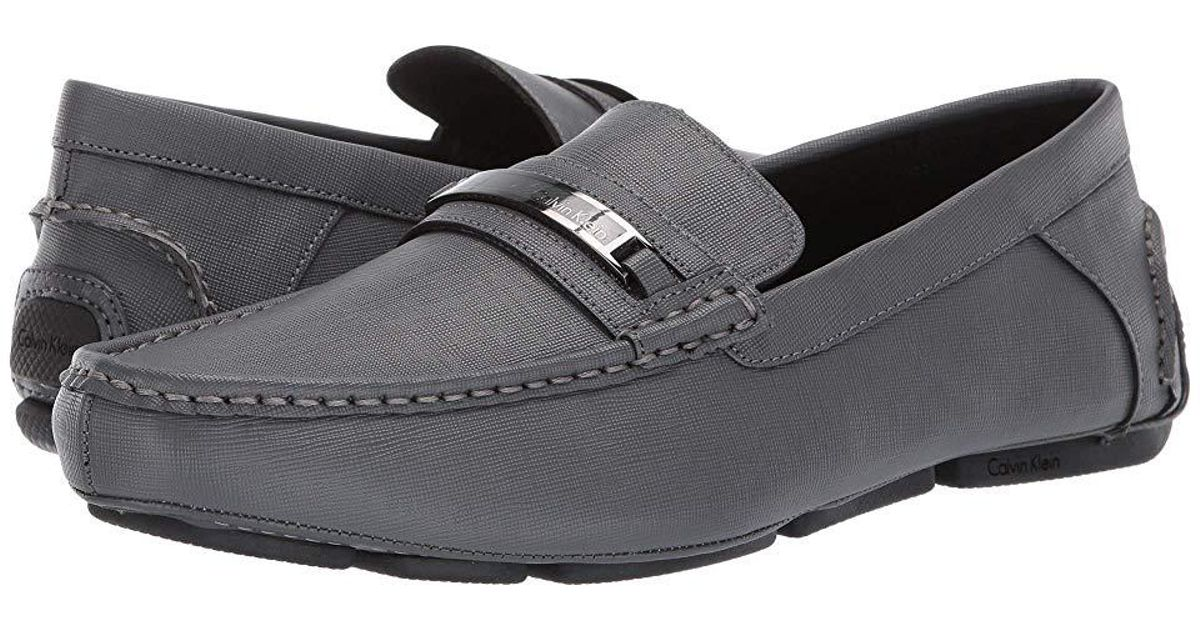 0f4d98e3a19c4 Calvin Klein - Gray Merve (grey) Shoes for Men - Lyst