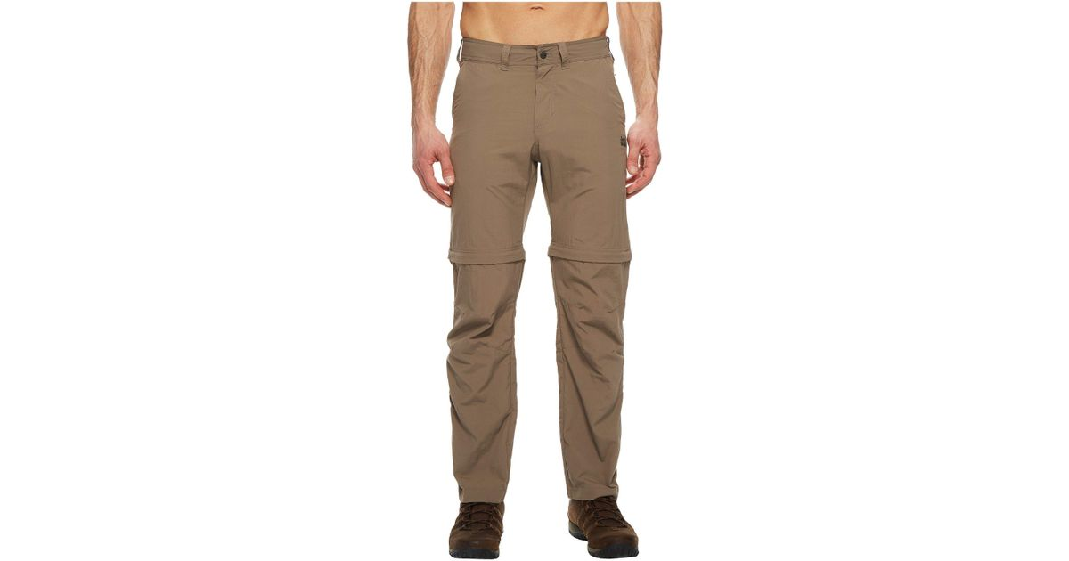 dd0ef768ec2 Jack Wolfskin Canyon Zip Off Pants for Men - Lyst