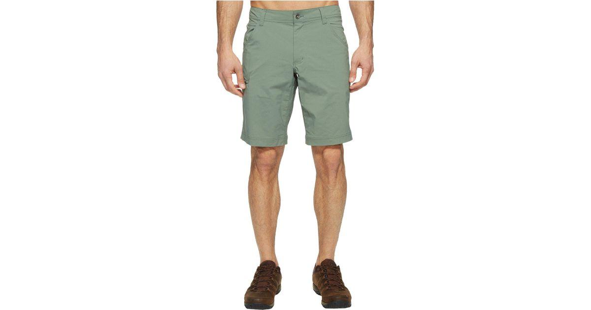 Lyst - Marmot Arch Rock Short in Green for Men 03c14e046f79