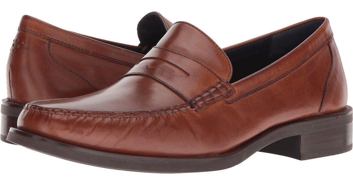 f3975247fd1 Lyst - Cole Haan Pinch Sanford Penny Loafer in Brown for Men - Save 39%