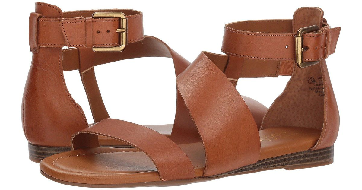 fbcf39cfafe8 Lyst - Franco Sarto Griffith in Brown