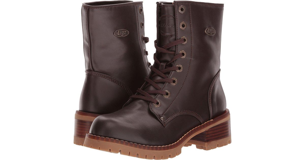 70b4648ed444 Lyst - Lugz Tamar in Brown
