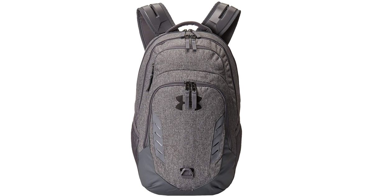 Lyst - Under Armour Gameday Backpack in Gray c6f50d4edce4a