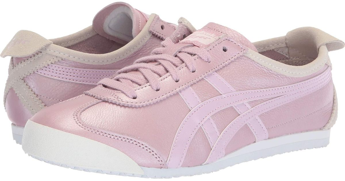onitsuka tiger mexico 66 dark forest pink