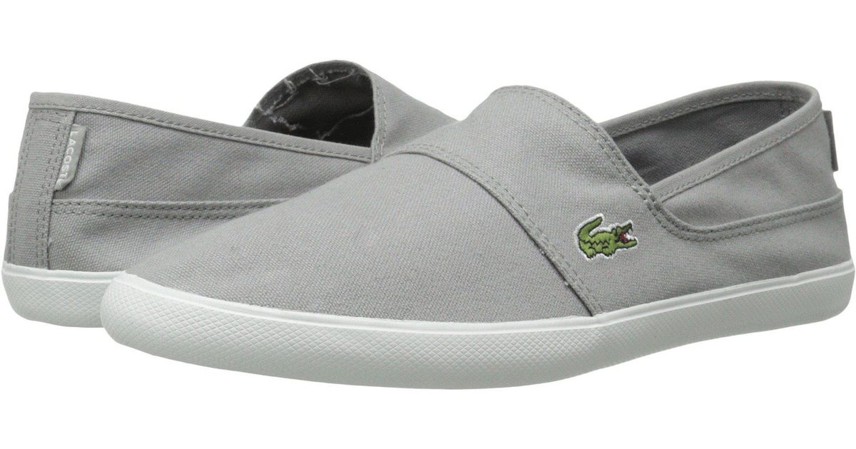 c7e96c7f2af93 Lyst - Lacoste Marice Lcr in Gray for Men