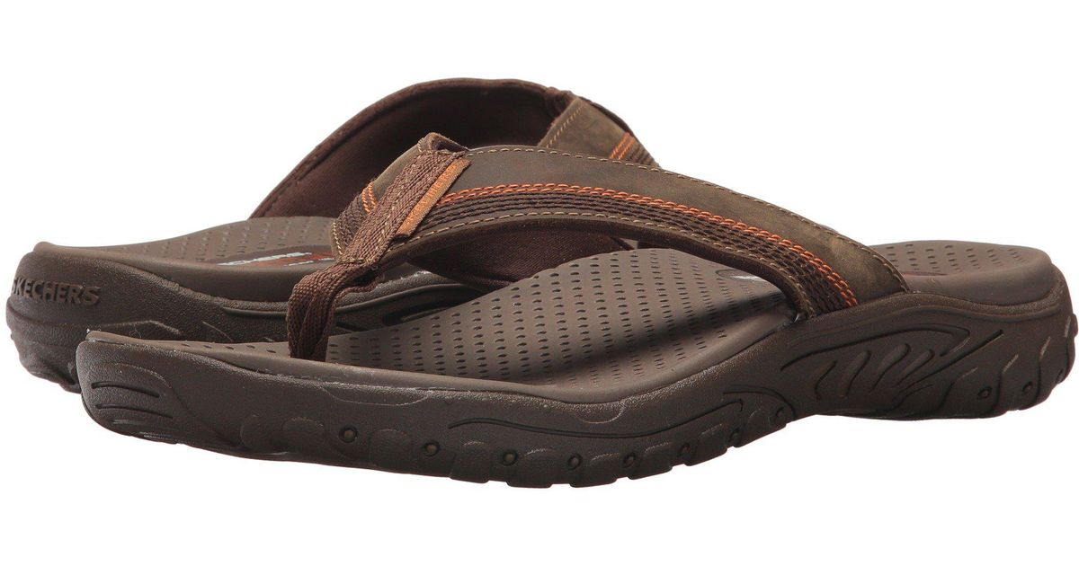 9f520a9e6a96 Lyst - Skechers Relaxed Fit®  Reggae - Cobano in Brown for Men