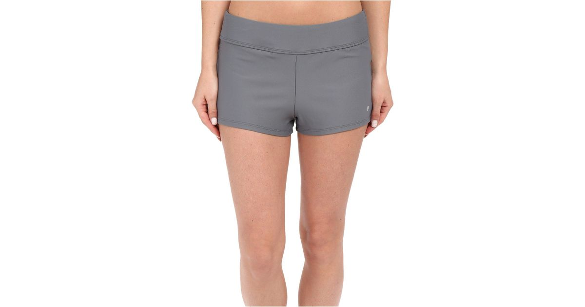 53ffd1f41e Lyst - Next By Athena Good Karma Jump Start Swim Shorts in Gray