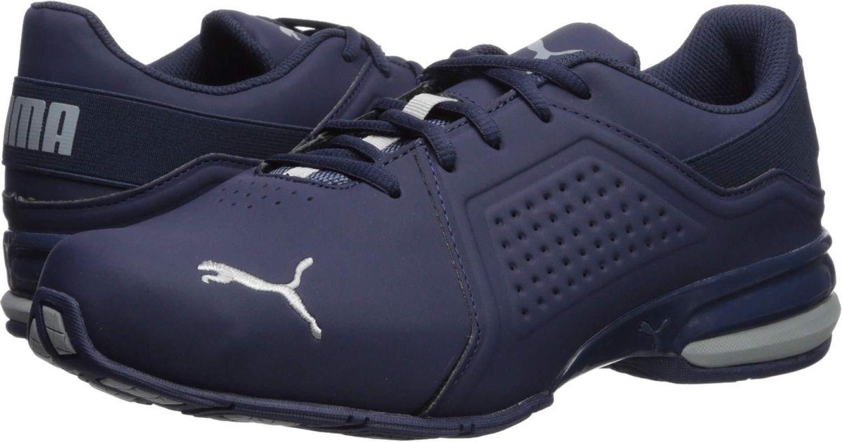 7c2cef3e593 PUMA Viz Runner Sneaker in Blue for Men - Save 41% - Lyst