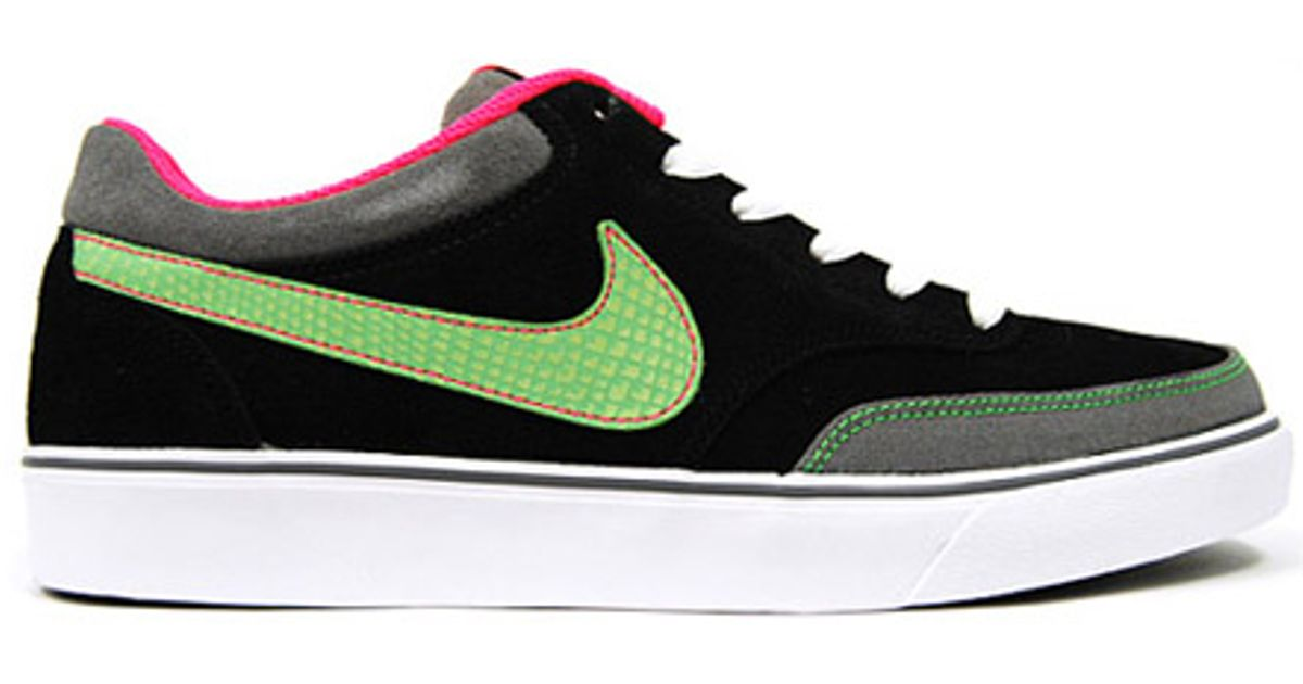 0969ade64d20 Lyst - Nike Sb Zoom Air Harbor in Black for Men