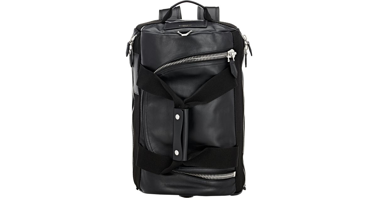 Gym Bag Backpack In Black For Men Lyst