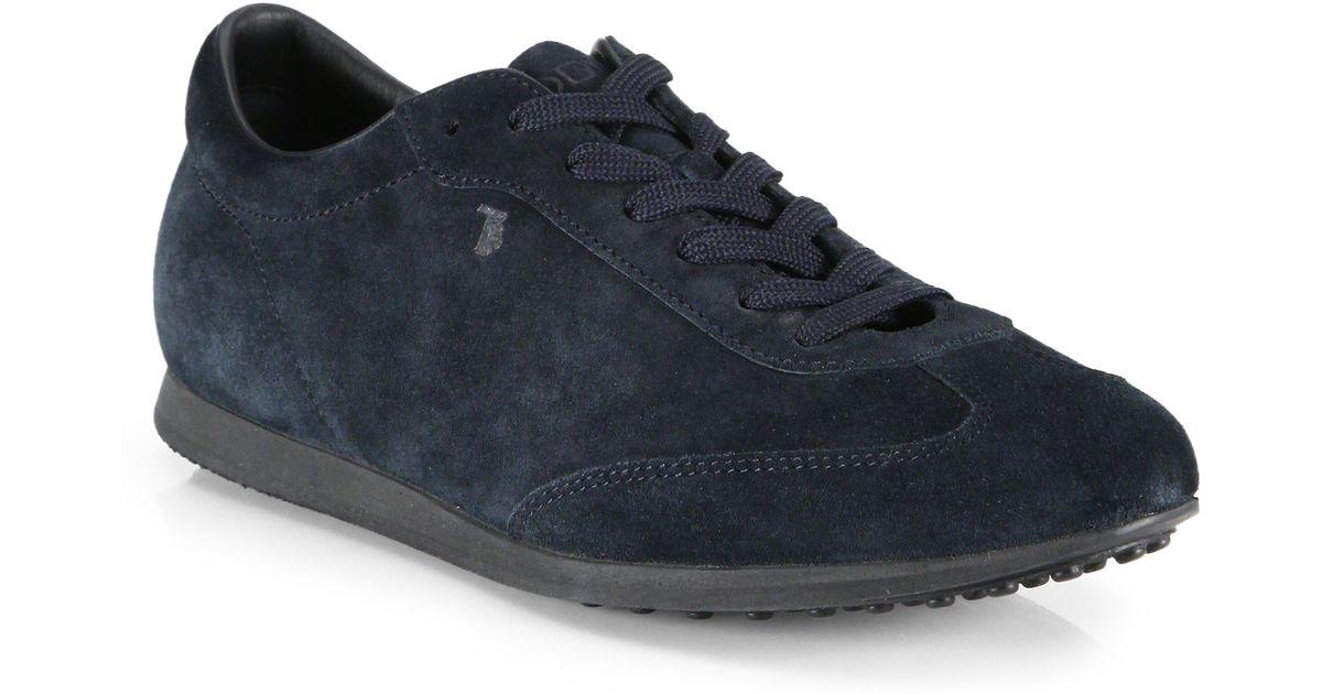 Tod's Suede sneakers gtntPFiy1