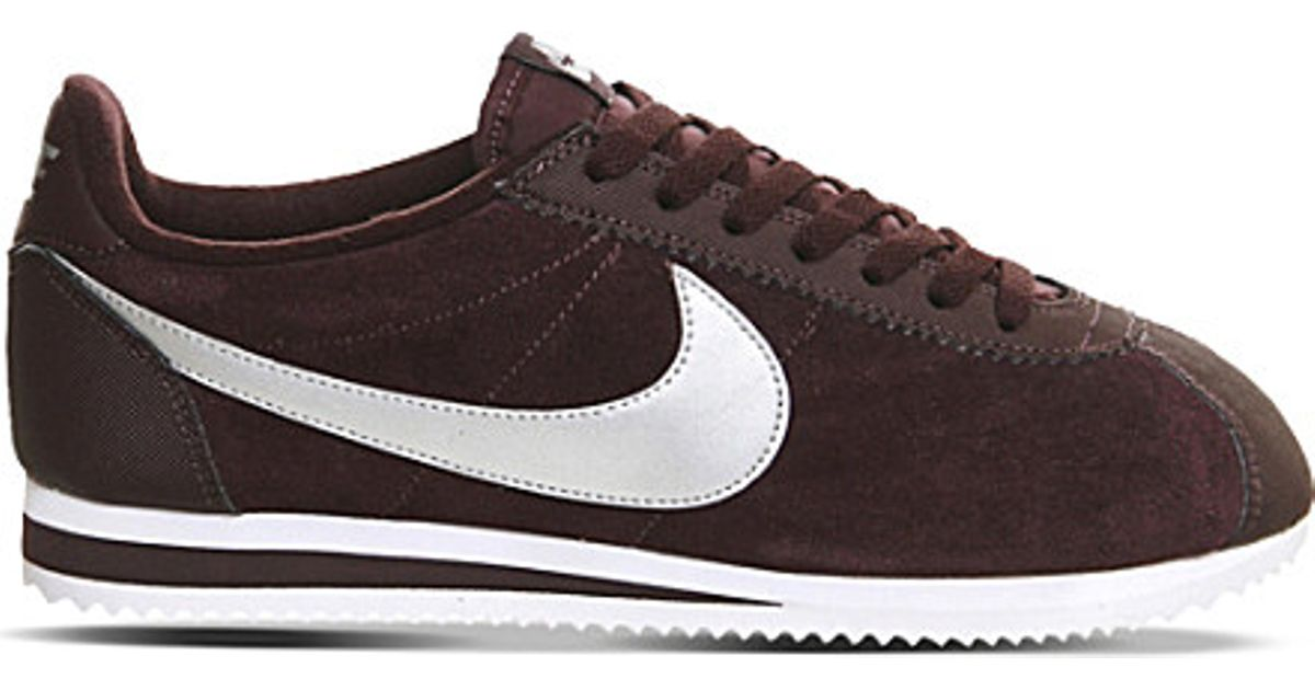 new concept a39a3 df703 Nike Brown Cortez Og Suede Trainers - For Men for men