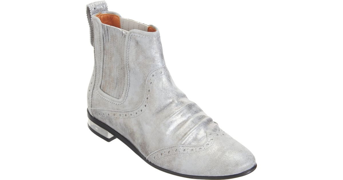 Golden Goose Virginia Suede Ankle Boots free shipping in China free shipping big discount t4Vnhiw3p