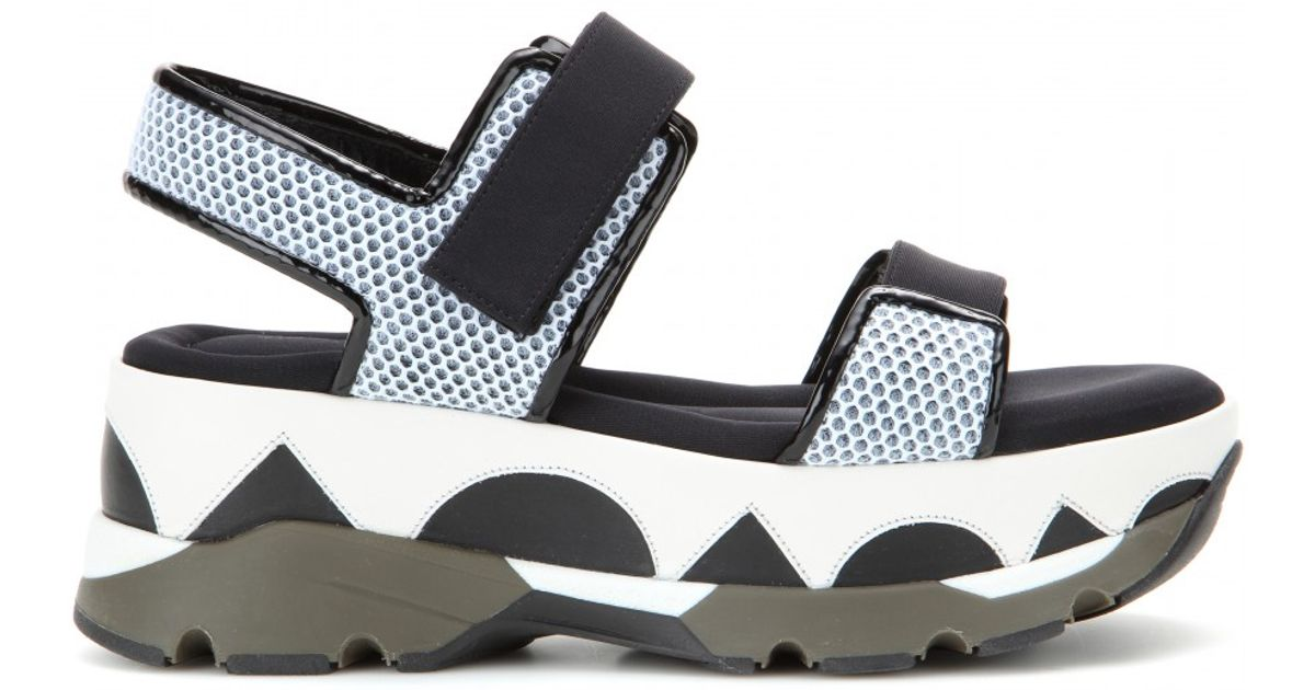 Sandals Marni Marni Sandals Platform Multicolor Multicolor Multicolor Platform Sandals Platform Marni 8w0nOPkX