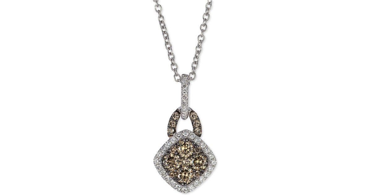 Chocolate Diamond Jewelry On Sale