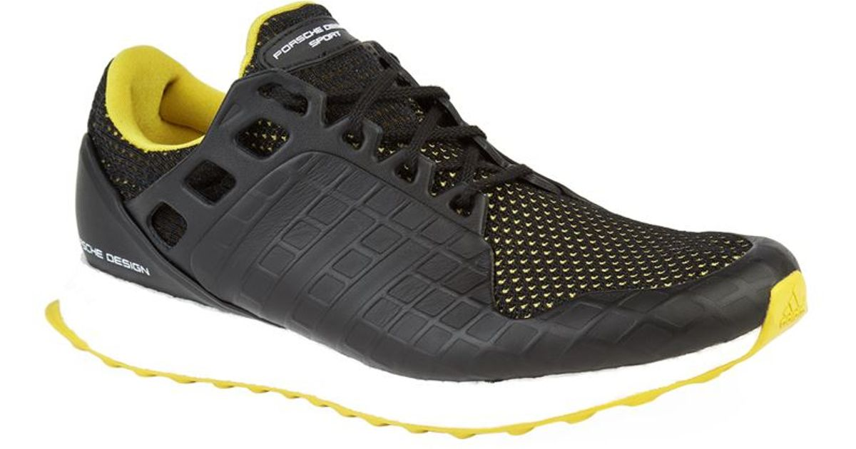 competitive price 5db44 9f77d Porsche Design Yellow Pds Ultra Boost Trainer for men