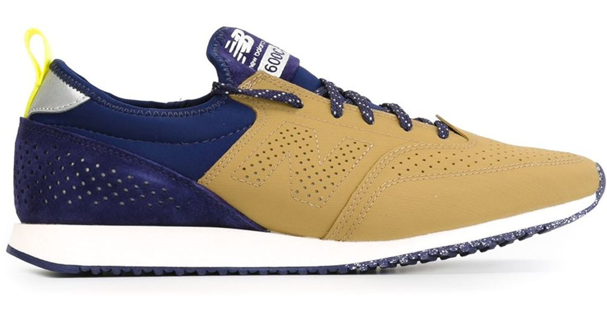 a0e15ca9815 Lyst - New Balance  600 c  Sneakers in Natural for Men