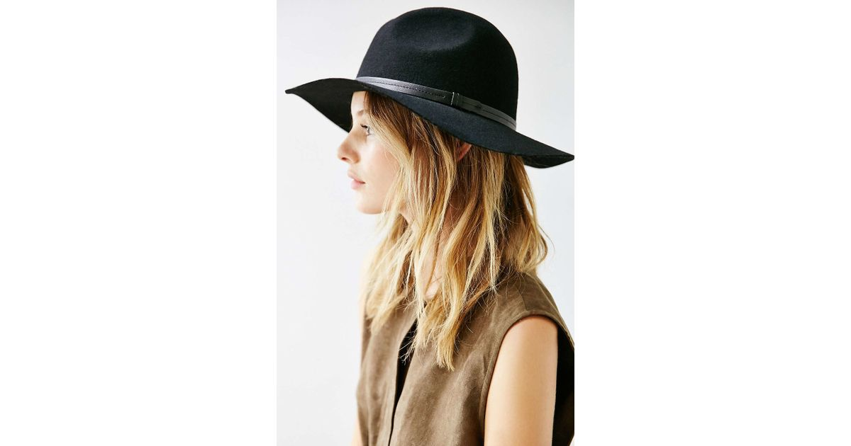 46bed5f94 Ecote - Black Scout Panama Hat - Lyst