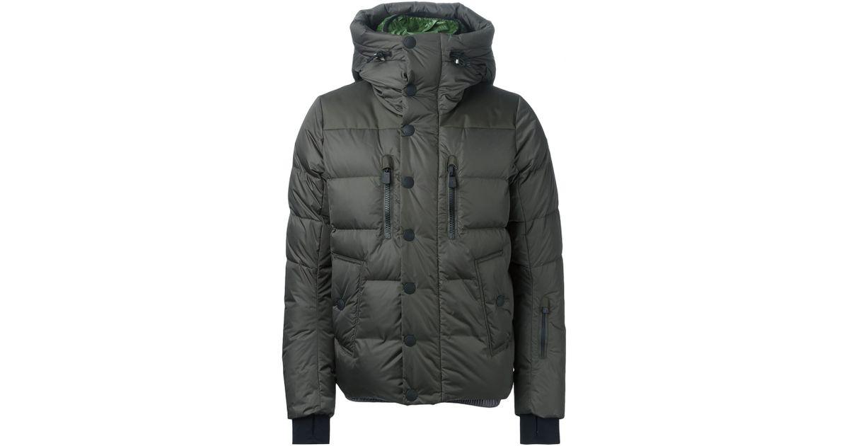 2d8d8c1d9 Moncler Grenoble Green 'rodenberg' Padded Jacket for men