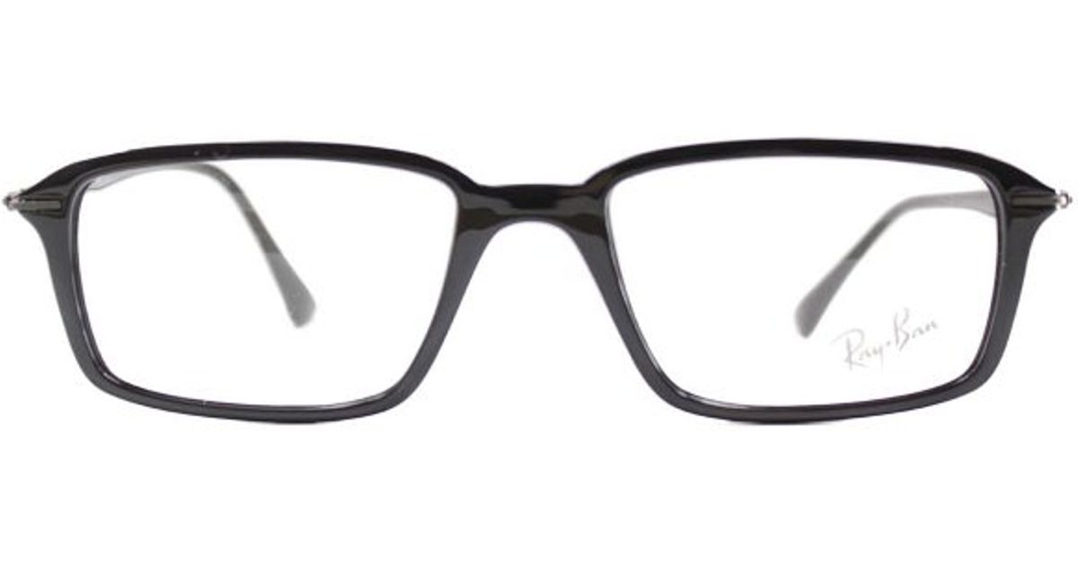 48fd6d5c57 Ray Ban Eyeglasses Rx 5248 Black