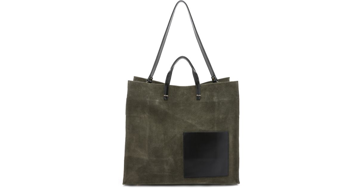 Clare v. Simple Tote in Black | Lyst