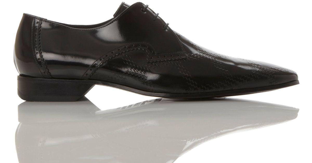 Jeffery West Black Shoes Sale