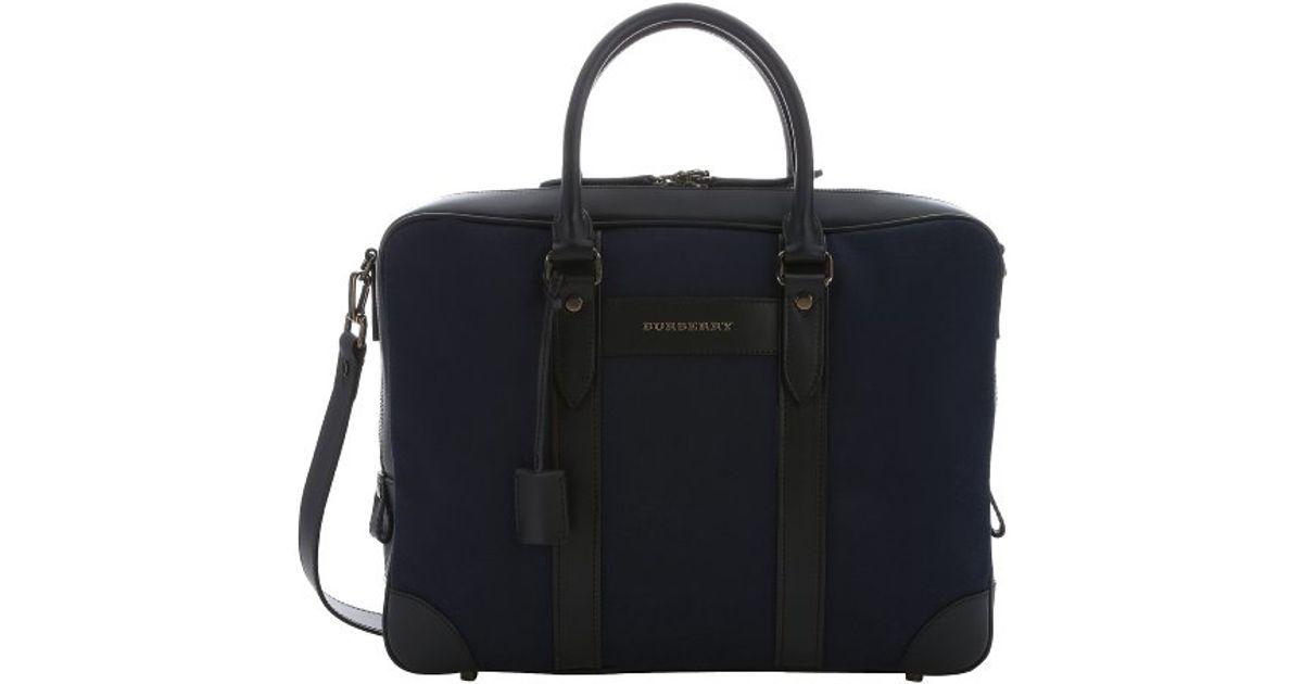 Burberry Laptop Briefcase